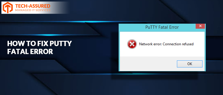 Putty Fatal Error Connection Timed Out